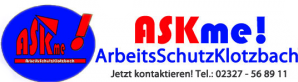 ASKme! ArbeitsSchutzKlotzbach